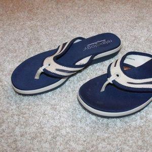 Tommy Bahama Jaxsen Flip Flop Sz 6 small